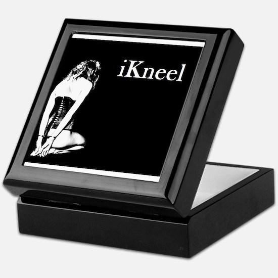 iKneel - BDSM Slave Design Keepsake Box