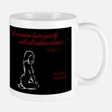 Good Catholic Girl - BDSM Slave Design Mug
