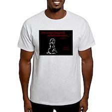 Good Catholic Girl - BDSM Slave Design T-Shirt