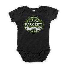 Park City Olive Baby Bodysuit