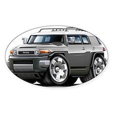 FJ Cruiser Grey Car Decal