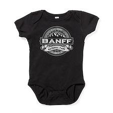 Banff Natl Park Ansel Adams Baby Bodysuit