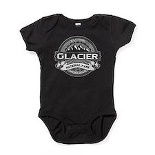 Glacier Ansel Adams Baby Bodysuit