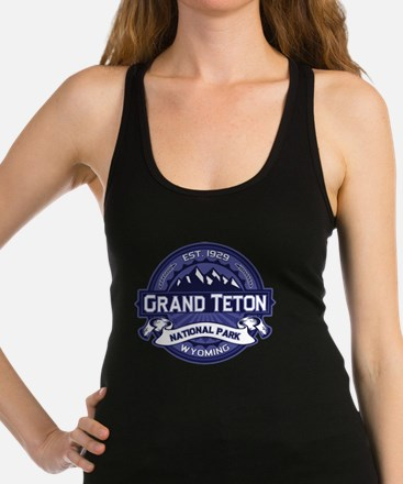 Grand Teton Midnight Racerback Tank Top