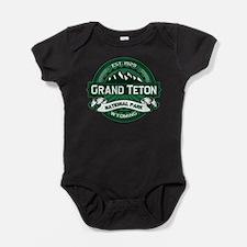 Grand Teton Forest Baby Bodysuit