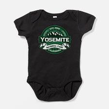 Yosemite Forest Baby Bodysuit