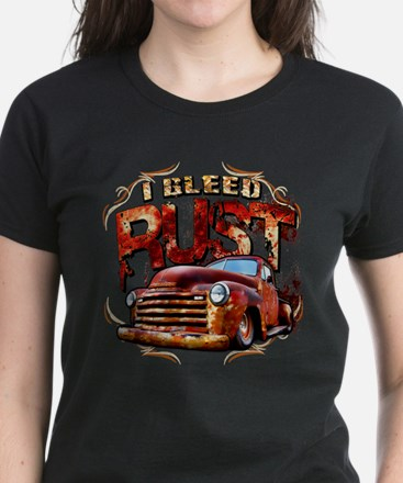 I Bleed Rust Women's Dark T-Shirt