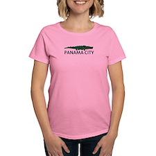 Panama City - Alligator Design. Tee