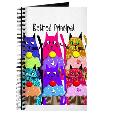 retired principal 1 Journal