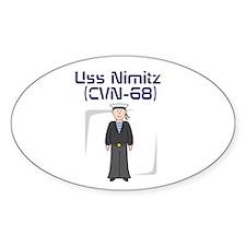 USS Nimitz Decal