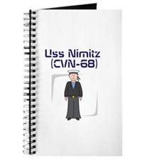 USS Nimitz Journal