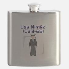 USS Nimitz Flask