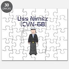 USS Nimitz Puzzle