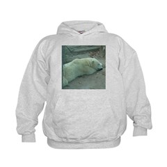polar bear 3 Hoodie