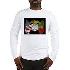 Viva Portugal e America  Long Sleeve T-Shirt