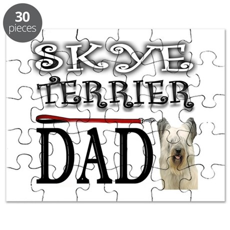 SKYE TERRIER DAD Puzzle