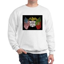 Viva Portugal e America  Sweatshirt