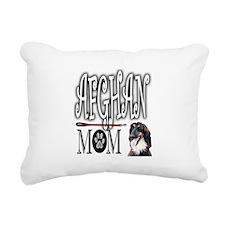 AFGHAN MOM Rectangular Canvas Pillow