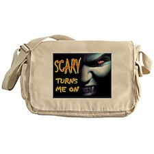 SCARY Messenger Bag
