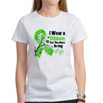 Ribbon Hero Non-Hodgkins Women's T-Shirt