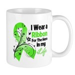 Ribbon Hero Non-Hodgkins Mug