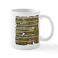 Treasure Hunter Code of Ethics Mug