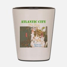 YOU'RE A DOLL. MEET ME IN ATLANTIC CITY. Shot Glas