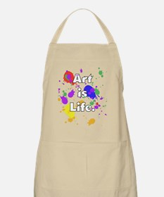 Art is Life -- Apron