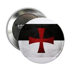 """Templar Flag 2.25"""" Button (10 pack)"""