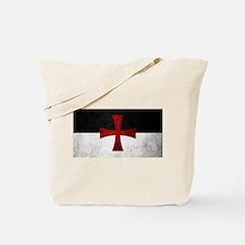 Templar Flag Tote Bag