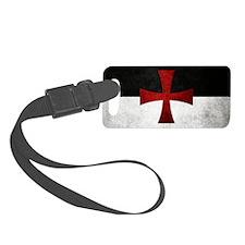 Templar Flag Luggage Tag
