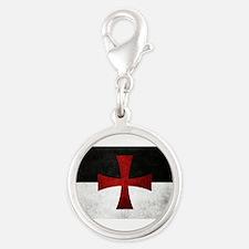 Templar Flag Charms