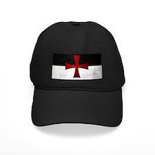 Templar Flag Baseball Hat