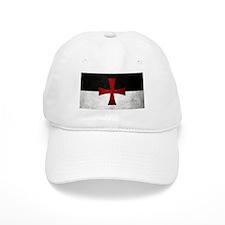 Templar Flag Baseball Baseball Cap