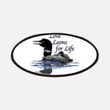 Love Loons for Life Patches