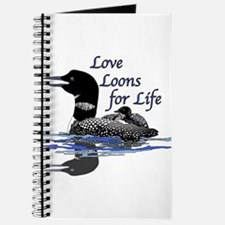Love Loons for Life Journal