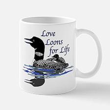 Love Loons for Life Mug