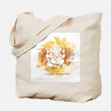 Engaged Detachment Tote Bag