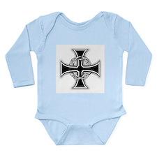 Barbed Templar Cross Body Suit