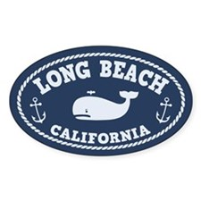 Long Beach Whaling Decal