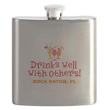 Boca Raton-Drinks Well Flask