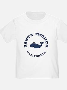 Santa Monica Whaling T