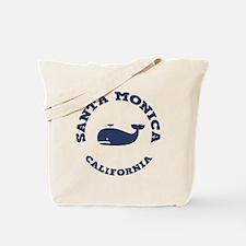 Santa Monica Whaling Tote Bag