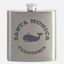 Santa Monica Whaling Flask