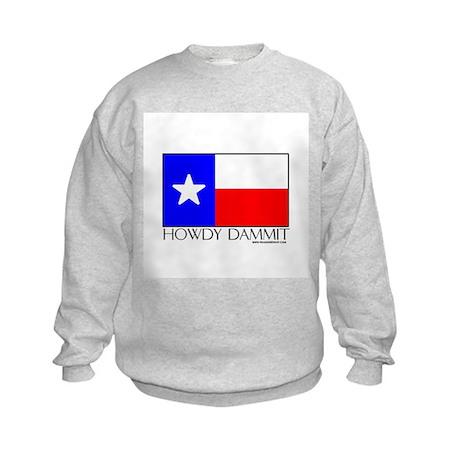 Howdy Dammit Kids Sweatshirt