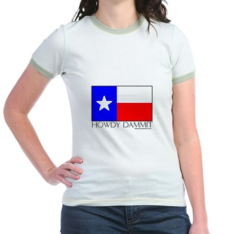 Howdy Dammit Jr. Ringer T-Shirt
