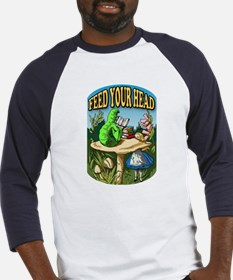 Feed Your Head Baseball Jersey