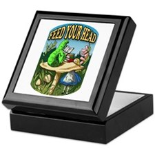 Feed Your Head Keepsake Box