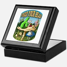 Feed Your Head Keepsake Box