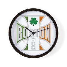 Irish Boston Pride Wall Clock